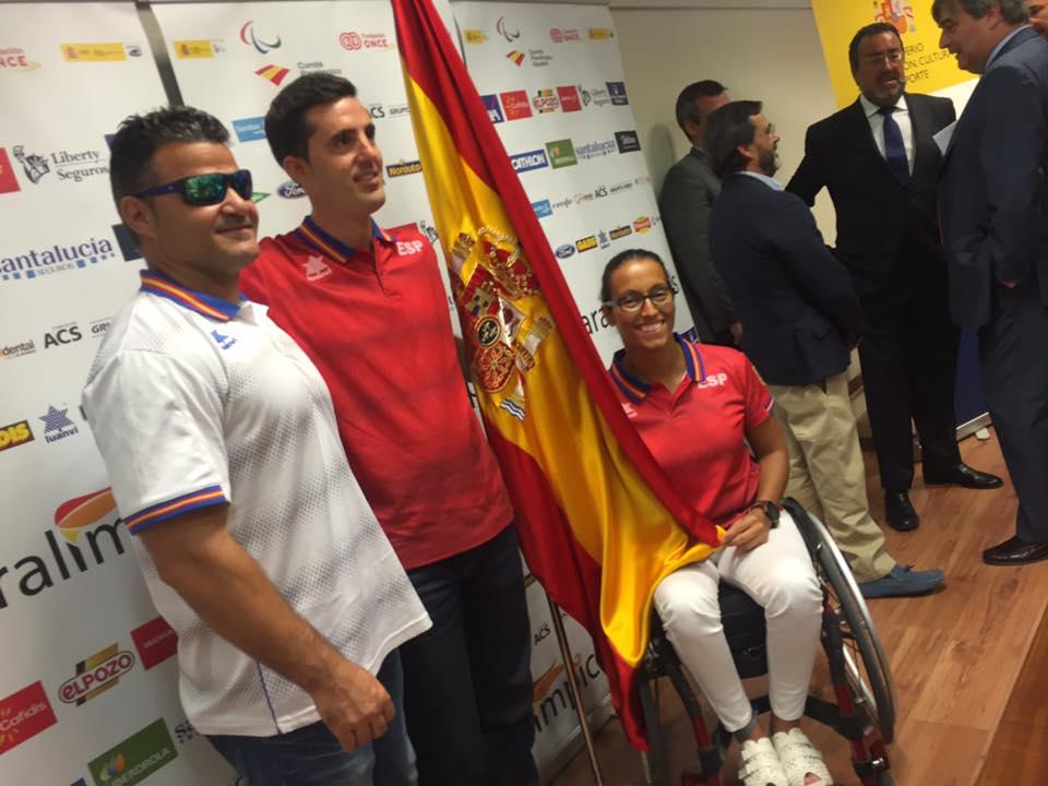 Equipo Olímpico Español 2016