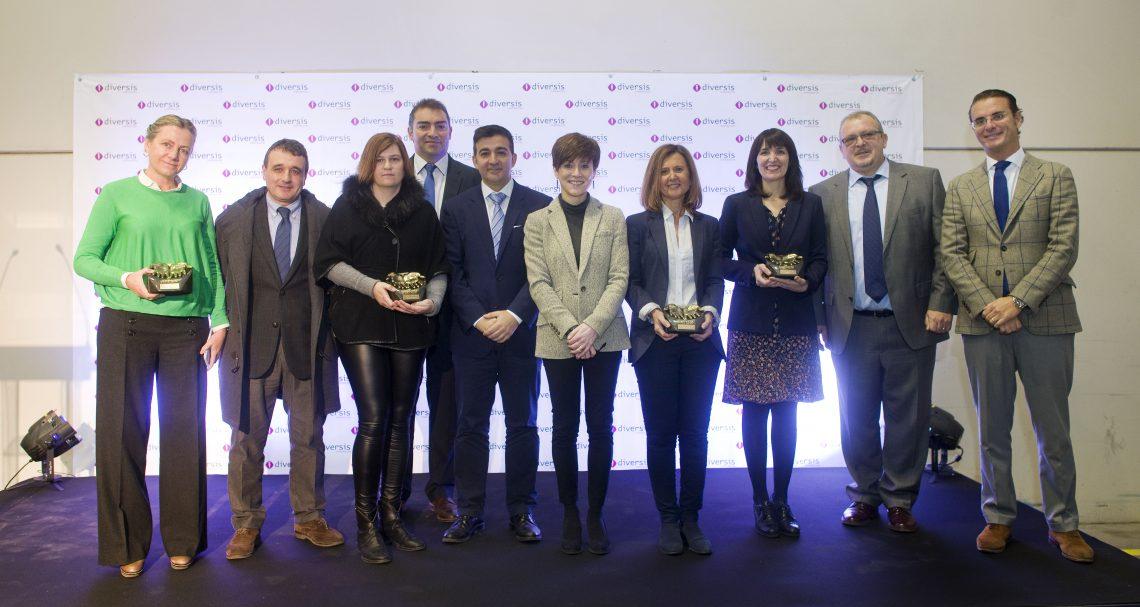 galardonados premios diversis 2016