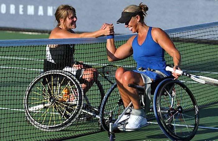 Tenis adaptado