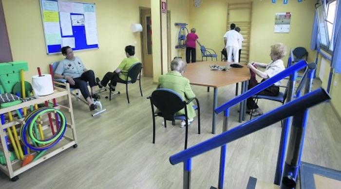Centros de día para personas con discapacidad