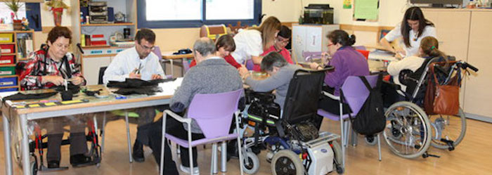 Residencias para personas con discapacidad
