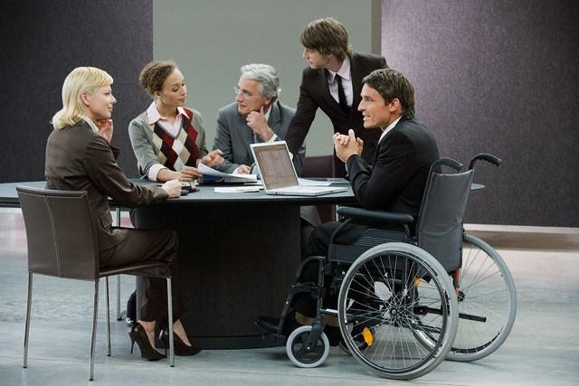 Búsqueda activa de empleo para personas con discapacidad