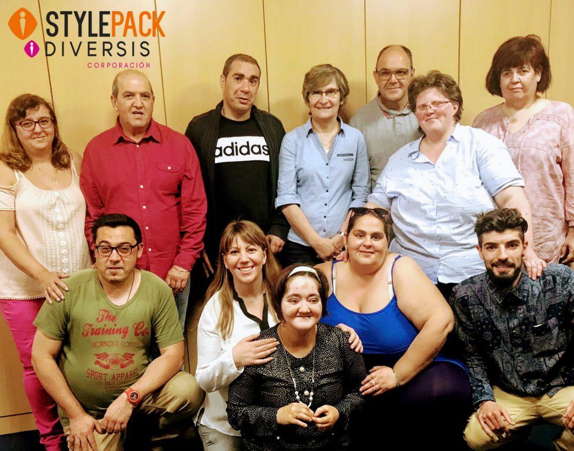 Stylepack Madrid Lengua Signos