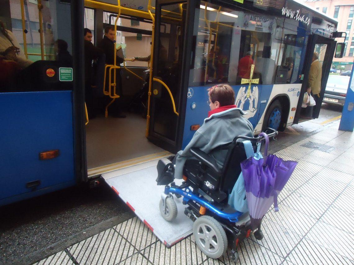 personas con movilidad reducida