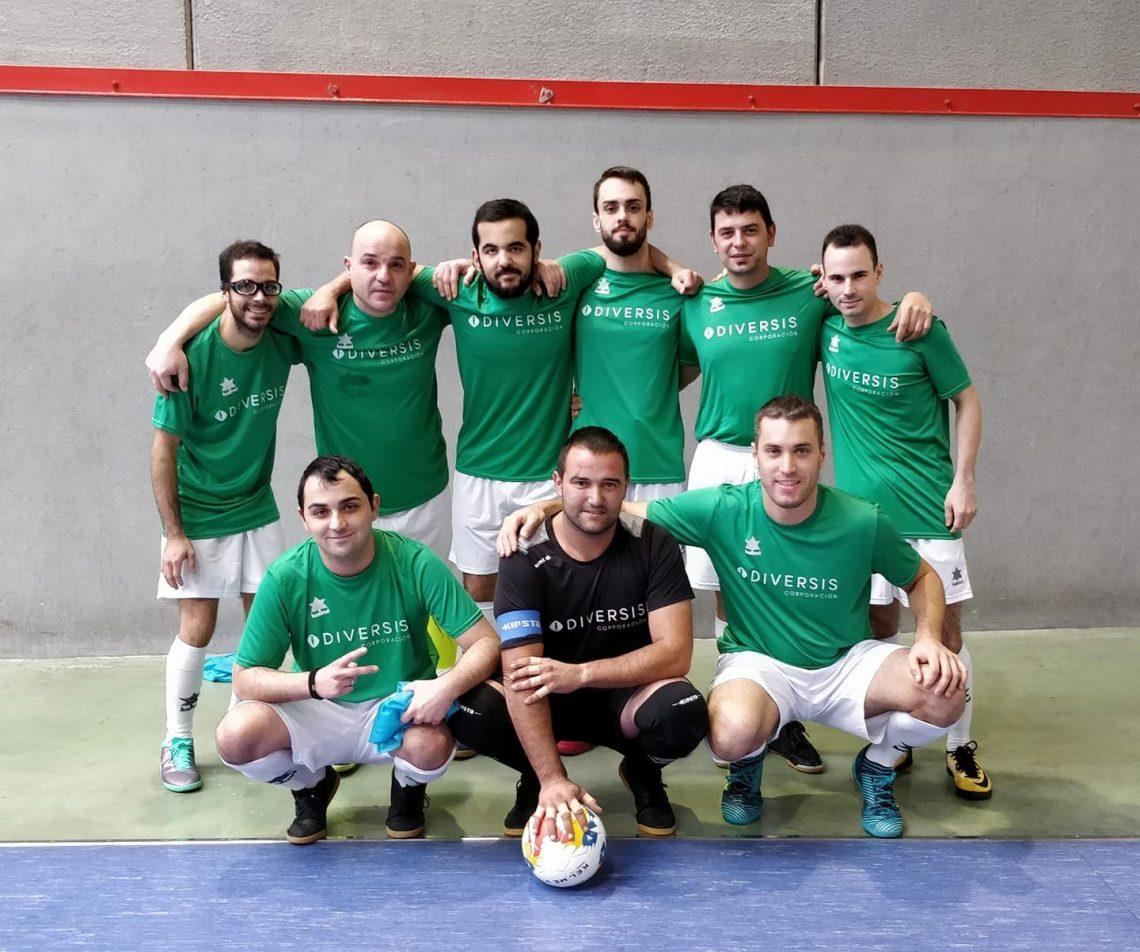 equipo de futbol diversis