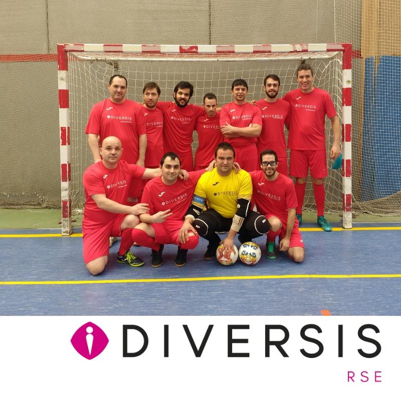 Equipo Fútbol Diversis