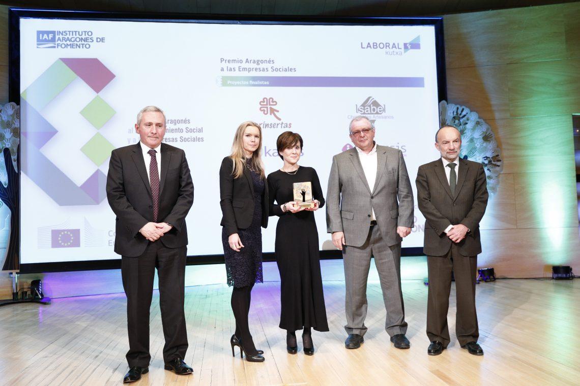diversis corporacion premio empresa social