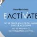 Buscamos locos creadores: #EActivate