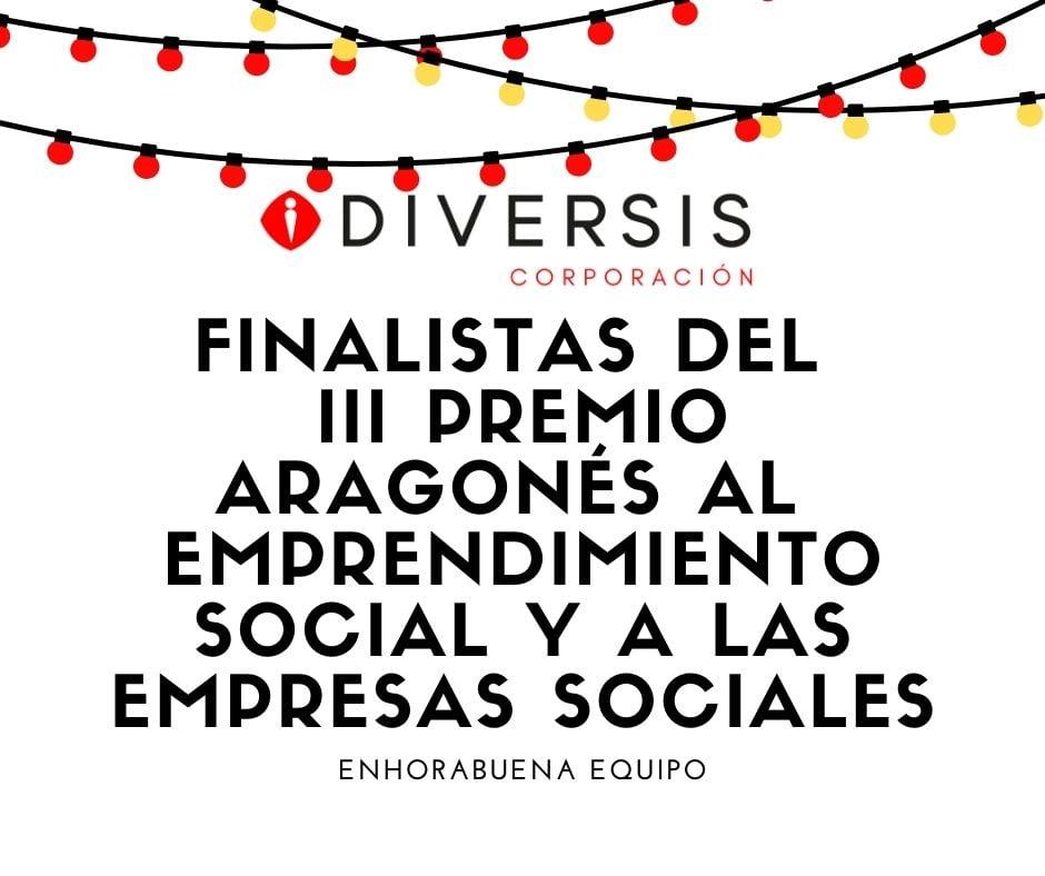 Premio Aragonés al Emprendimiento Social y a las Empresas Sociales
