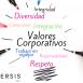 Estos son los 7 valores corporativos que guían la actividad de Diversis
